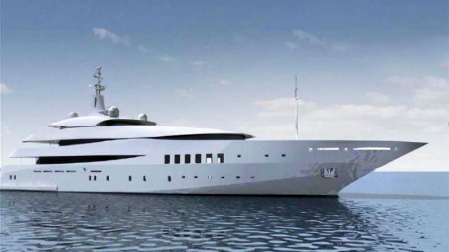 PHEROUSA Yacht