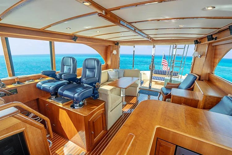 FORE ACES Yacht