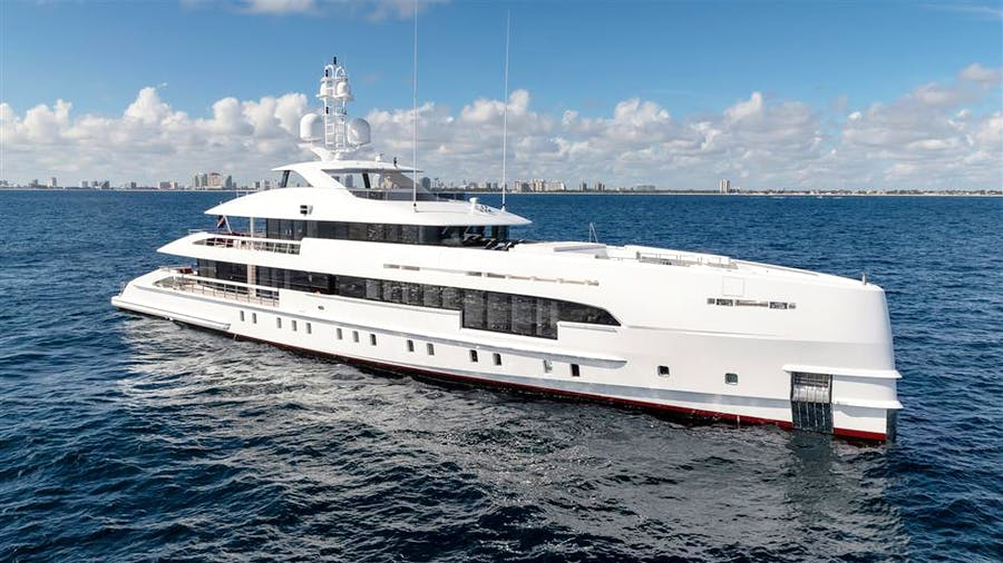 Details for Heesen 5000 Hybrid YN 19150 Project Electra Private Luxury Yacht For sale