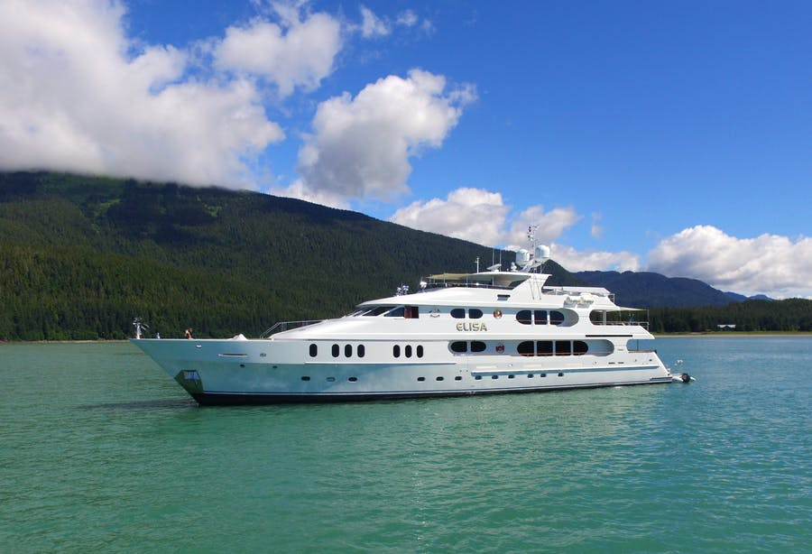 Details for ELISA Private Luxury Yacht For sale