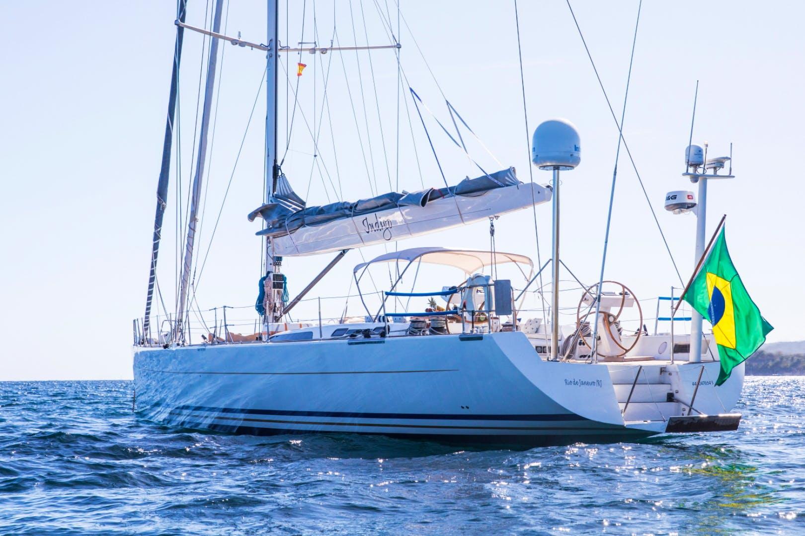 INDIGO Yacht for Sale | 82 Custom 2010