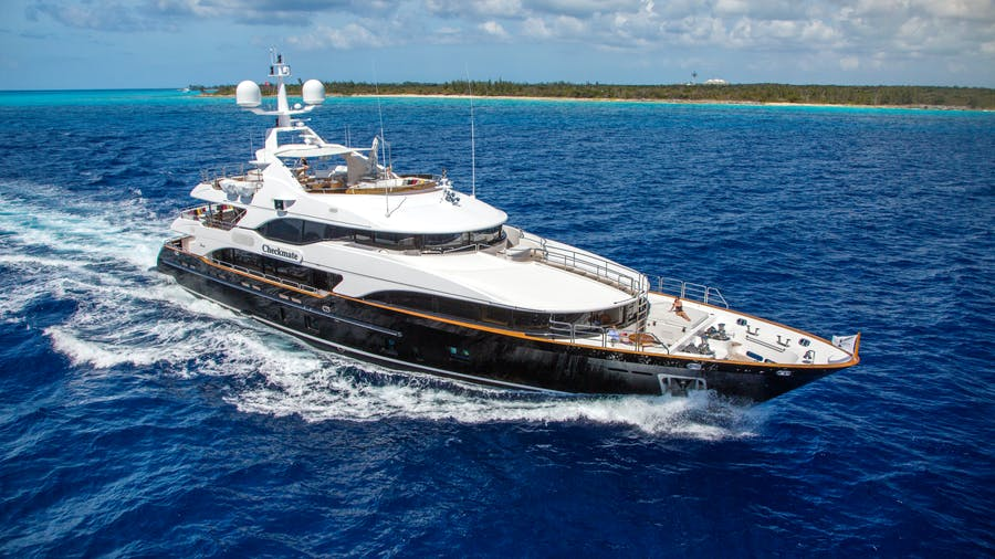 CHECKMATE Yacht for Sale | 145 Benetti 2013