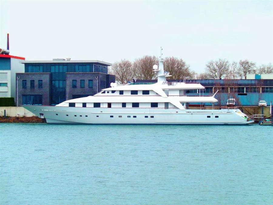 Details for ANNA J Private Luxury Yacht For sale