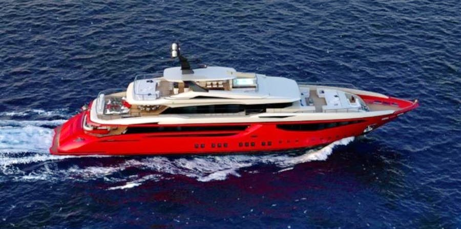 Details for IPANEMA Private Luxury Yacht For sale