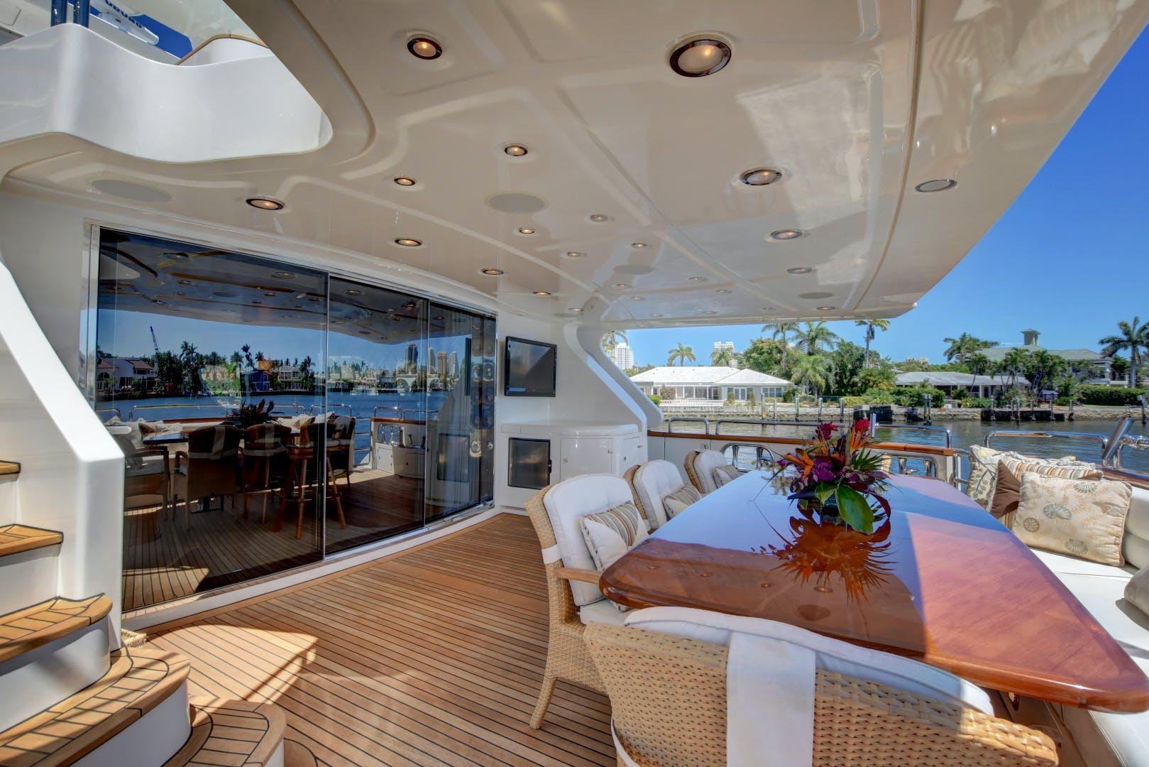 SIN OR SWIM Yacht for Sale | 116 Azimut 2006
