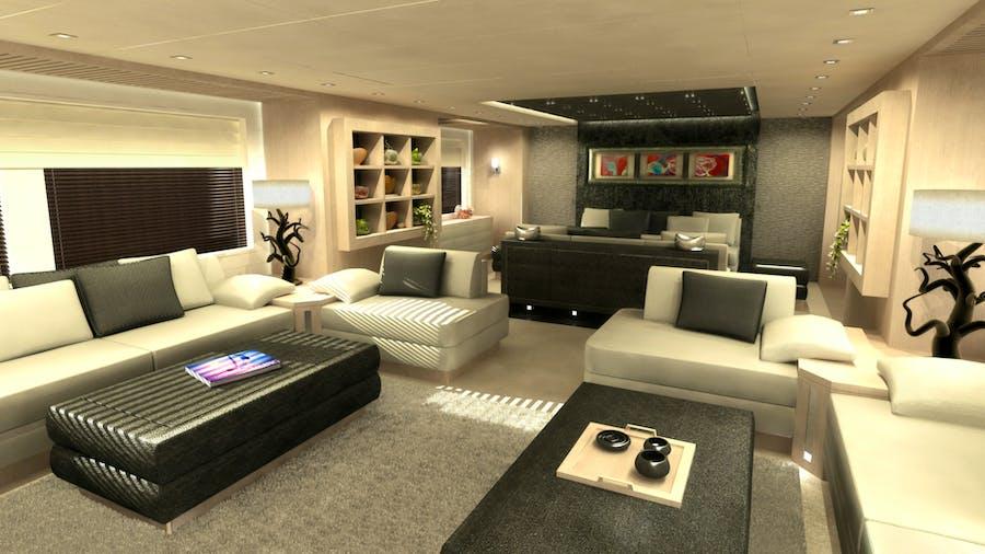 BEYOND 50M Yacht