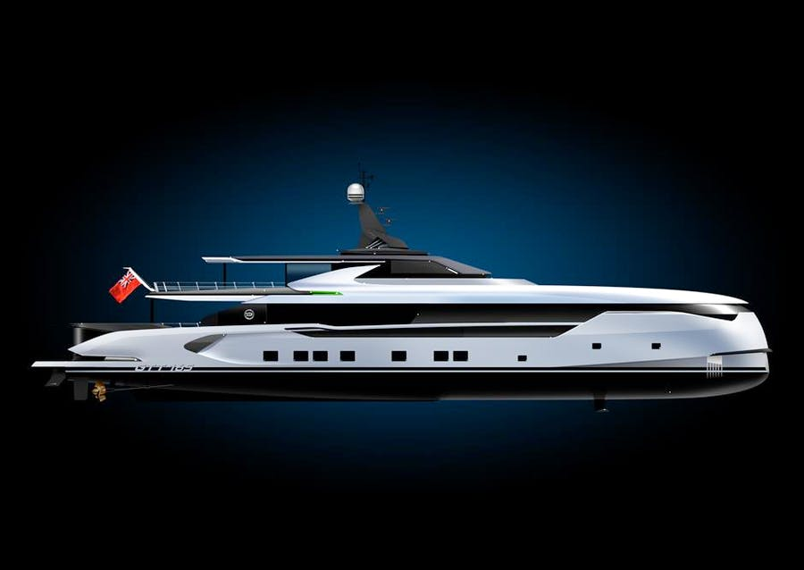 Details for GTT165 Private Luxury Yacht For sale