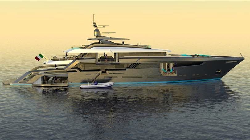 BEYOND SUPERYACHT SERIES 50m Yacht