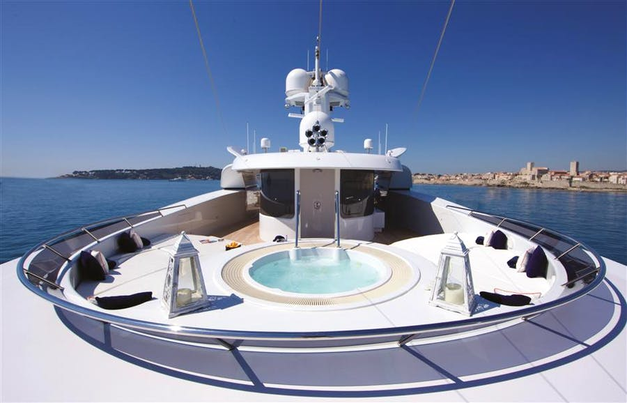Details for SARAH Private Luxury Yacht For sale