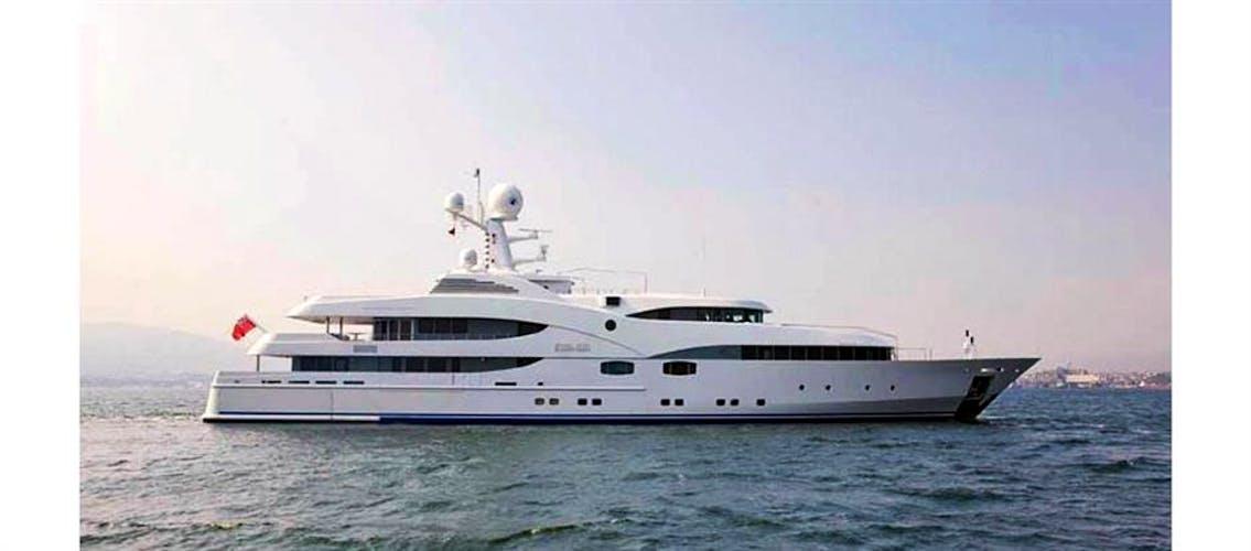 ALTINEL 213' Steel Yacht