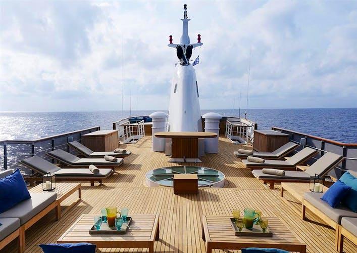 MENORCA Yacht