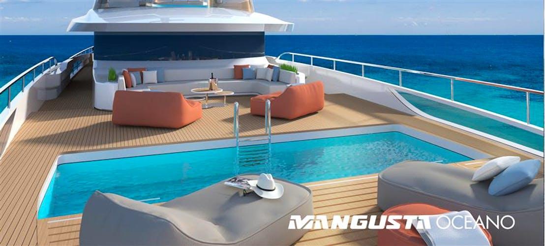 Mangusta Oceano 50 Yacht