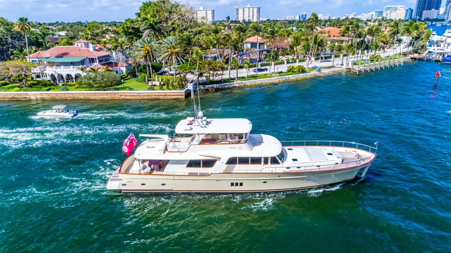 CHANSON II Yacht for Sale | 97 Vicem 2007