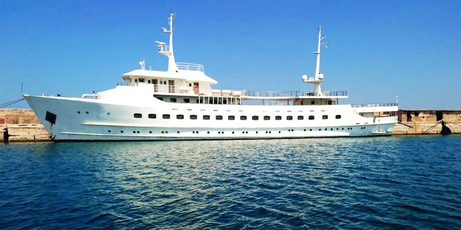 Details for BLUE DAWN Private Luxury Yacht For sale