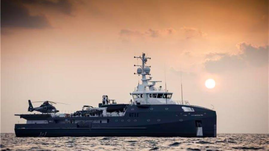 6711GEO Yacht