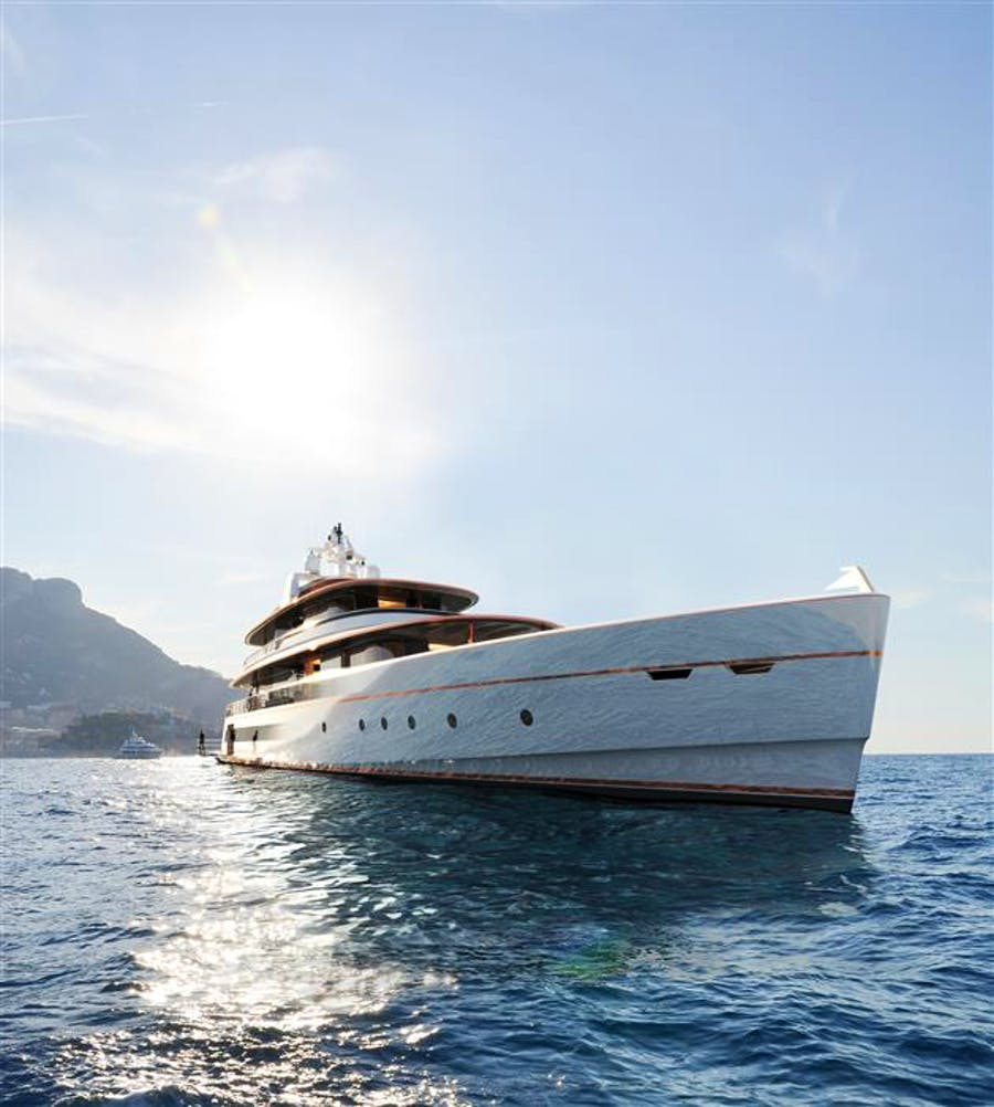 Details for 162' Prime Maharani Private Luxury Yacht For sale