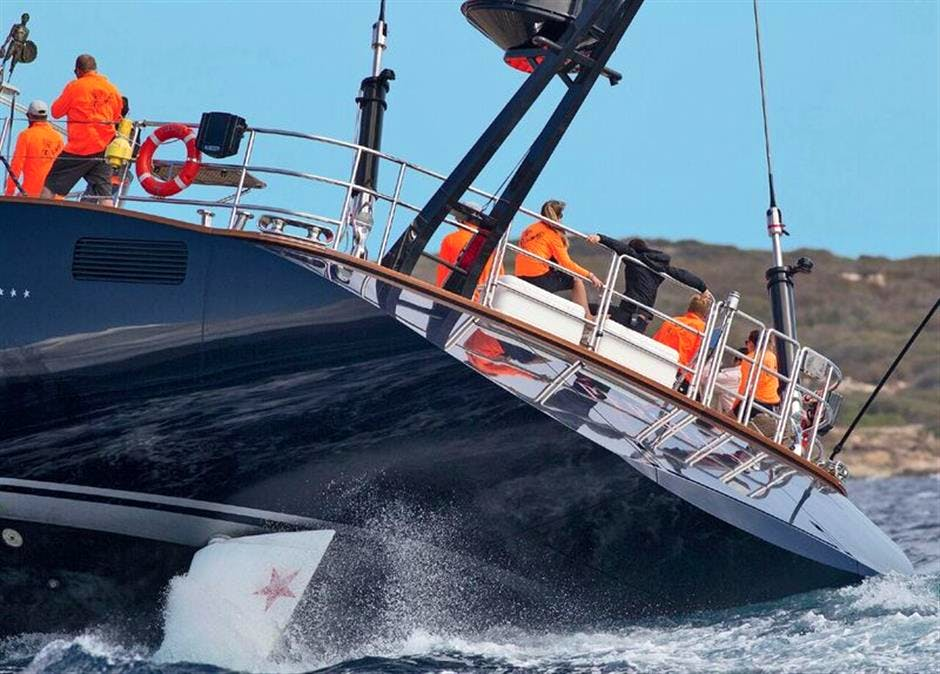 Perseus 3 Yacht for Sale | 192 PERINI NAVI 2015