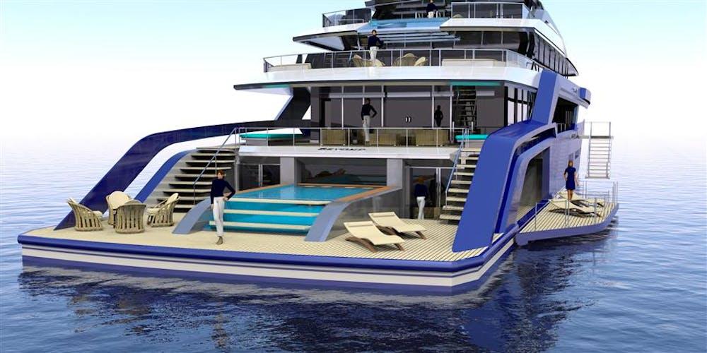 BEYOND SUPERYACHT SERIES 72M Yacht