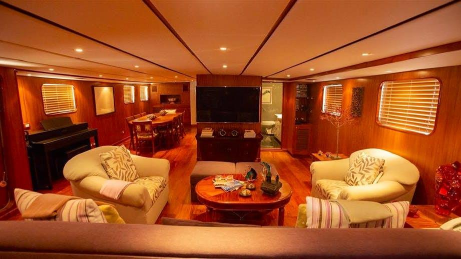 ARK ANGEL Yacht