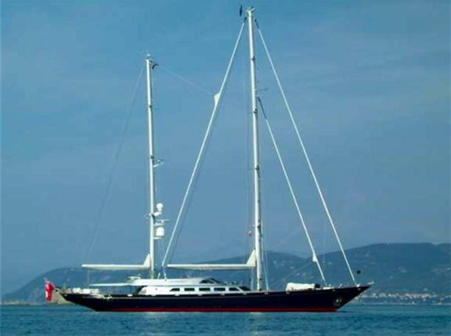 Details for ANDROMEDA LA DEA Private Luxury Yacht For sale