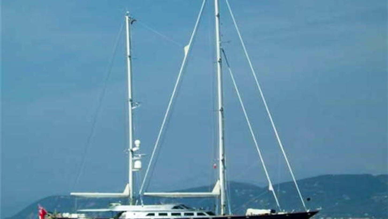 ANDROMEDA LA DEA Yacht
