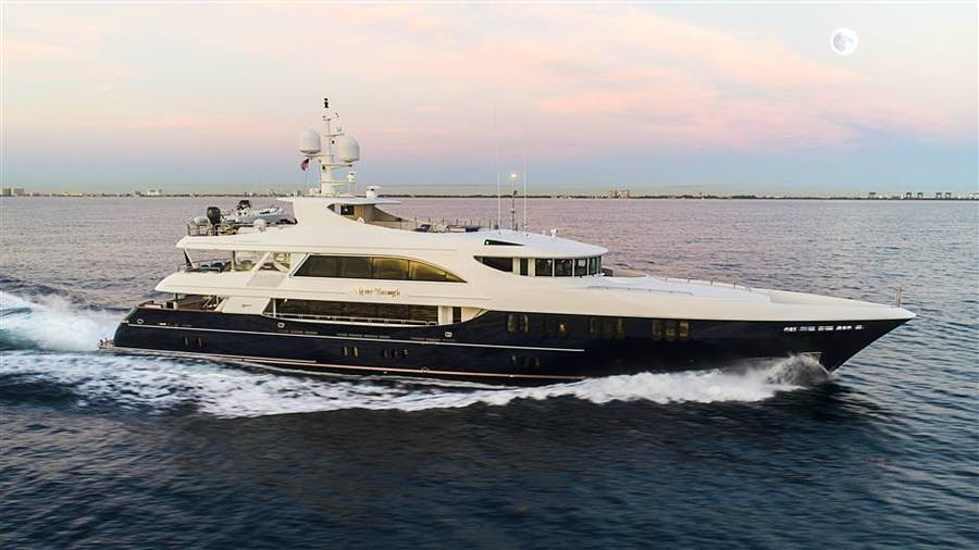 Details for NEVER ENOUGH Private Luxury Yacht For sale