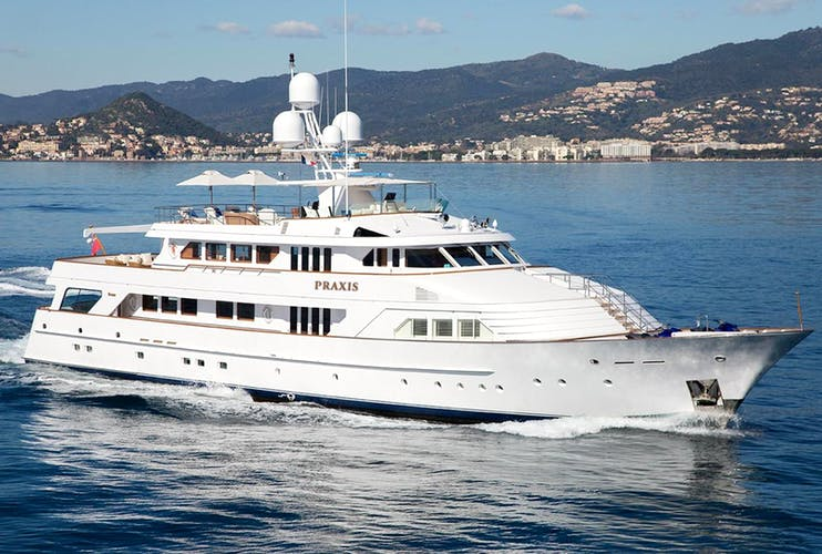 PRAXIS Yacht for Sale | 143 Feadship 1987