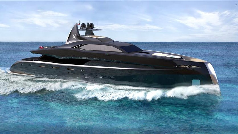 THE GOTHAM PROJECT Yacht