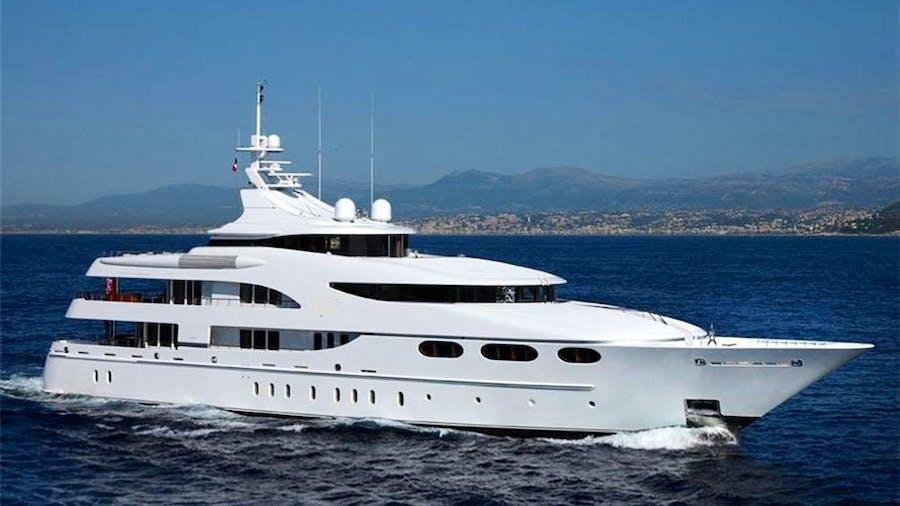 CAPRI I (ONE) Yacht