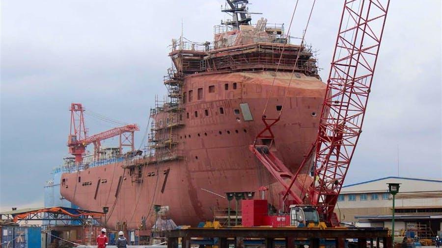 VARD 1 - 08 KILKEA Yacht