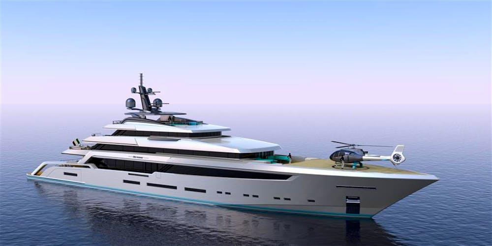 BEYOND 82 Yacht