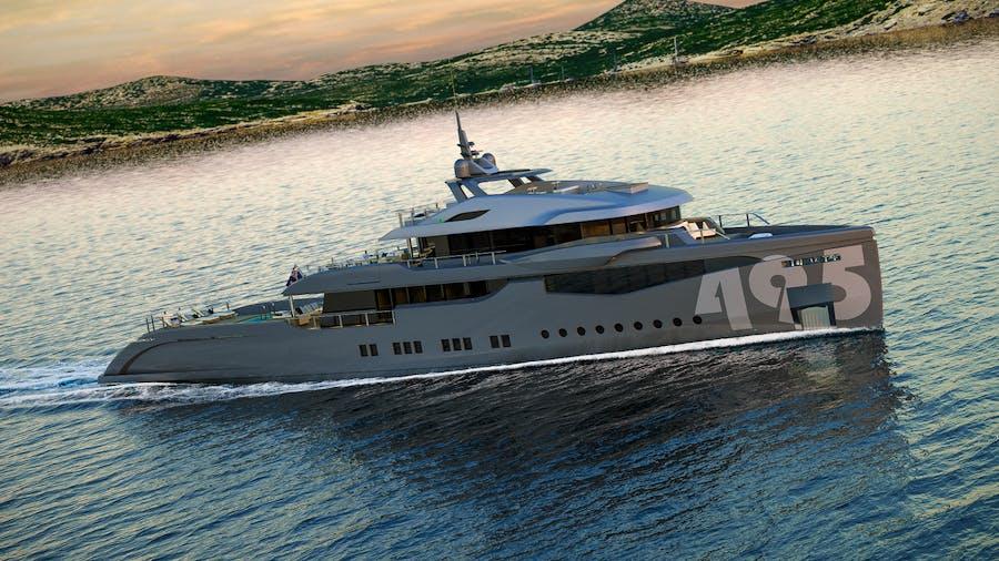 RMK 5000 EVO EXPLORER Yacht