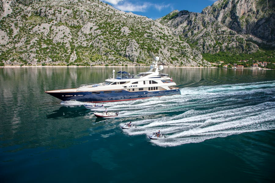 Details for JO Private Luxury Yacht For sale