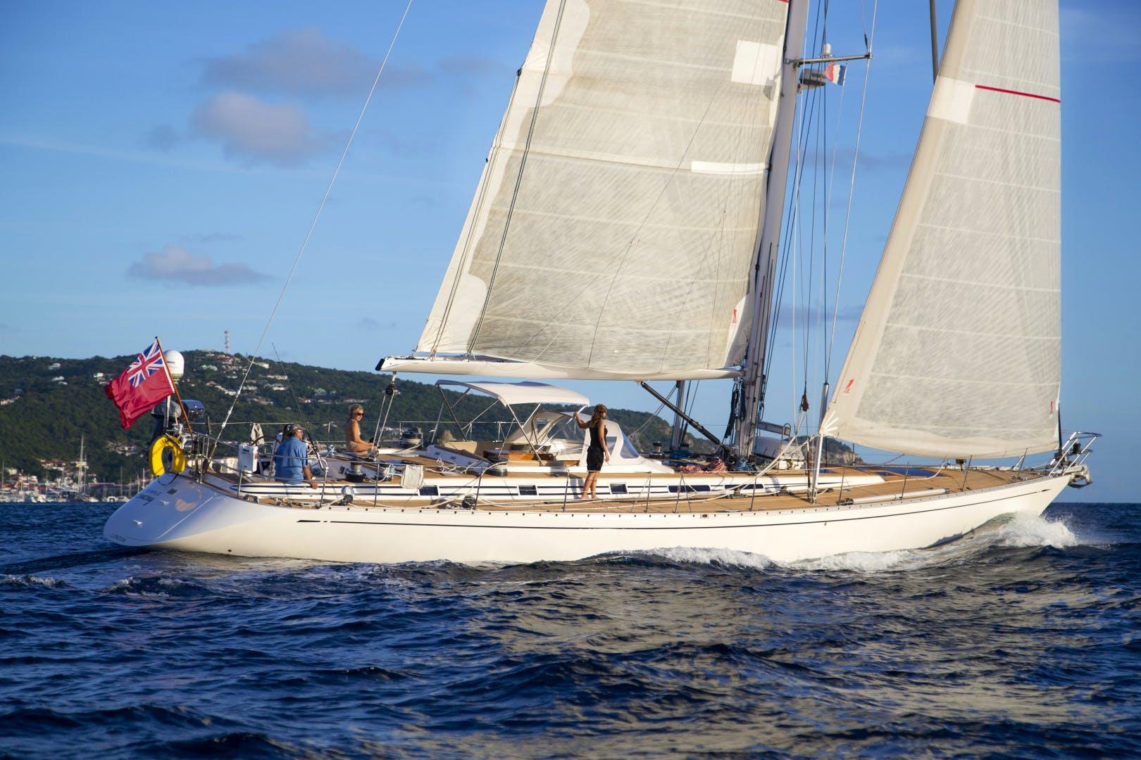SIMPLE HARMONY Yacht for Sale | 68 Nautor Swan 1992