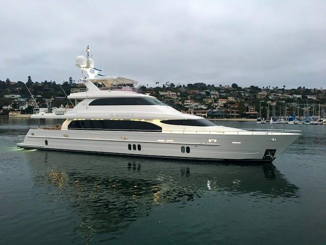 EL MIRAR II Yacht for Sale | 110 Horizon 2007