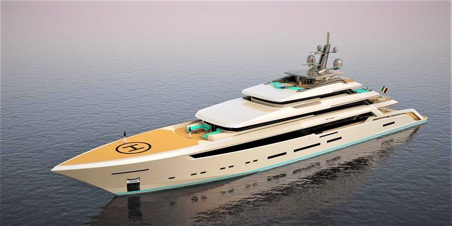Details for BEYOND 82 Private Luxury Yacht For sale