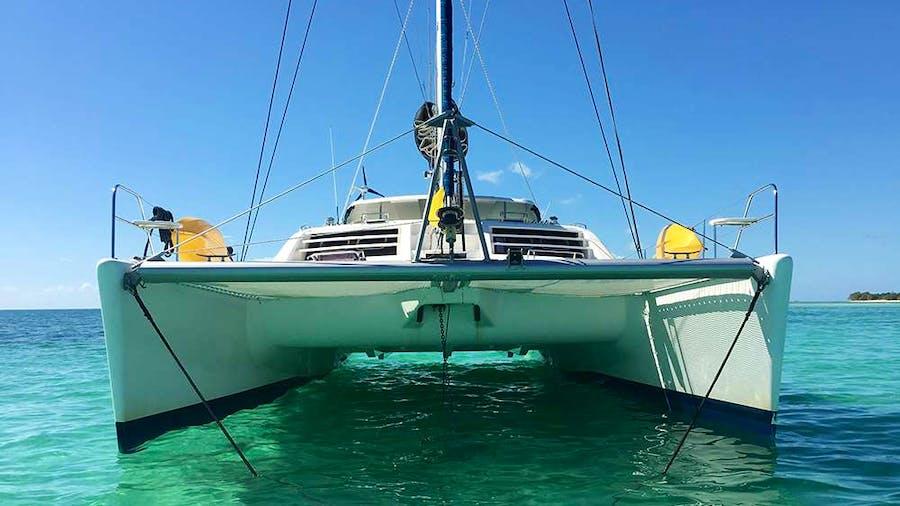 KUMA TOO Yacht
