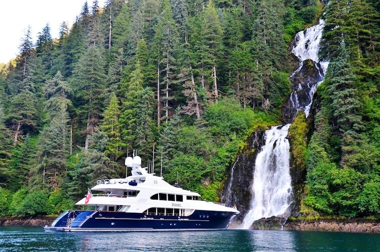 REBEL Yacht