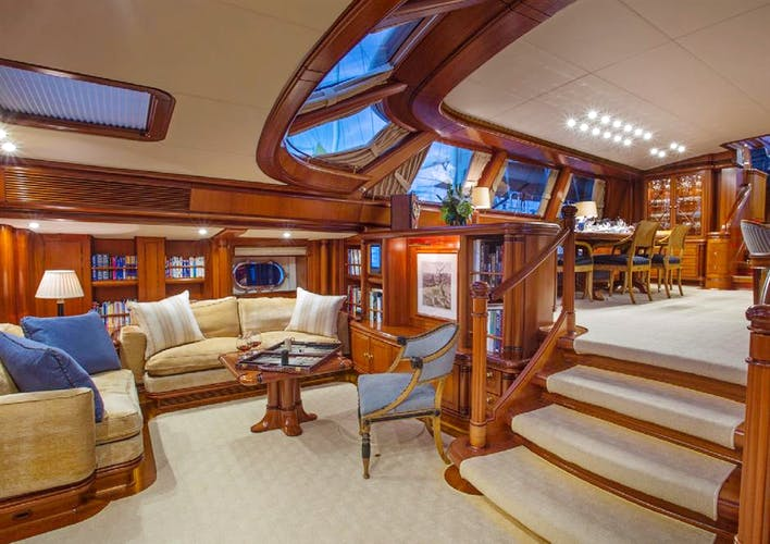 HYPERION Yacht