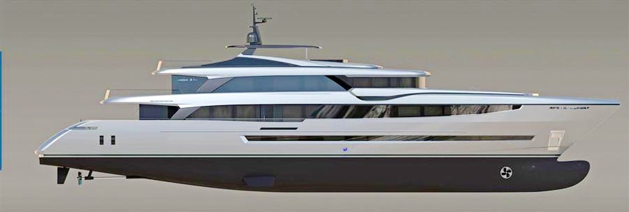 Details for NEW BUILD Private Luxury Yacht For sale