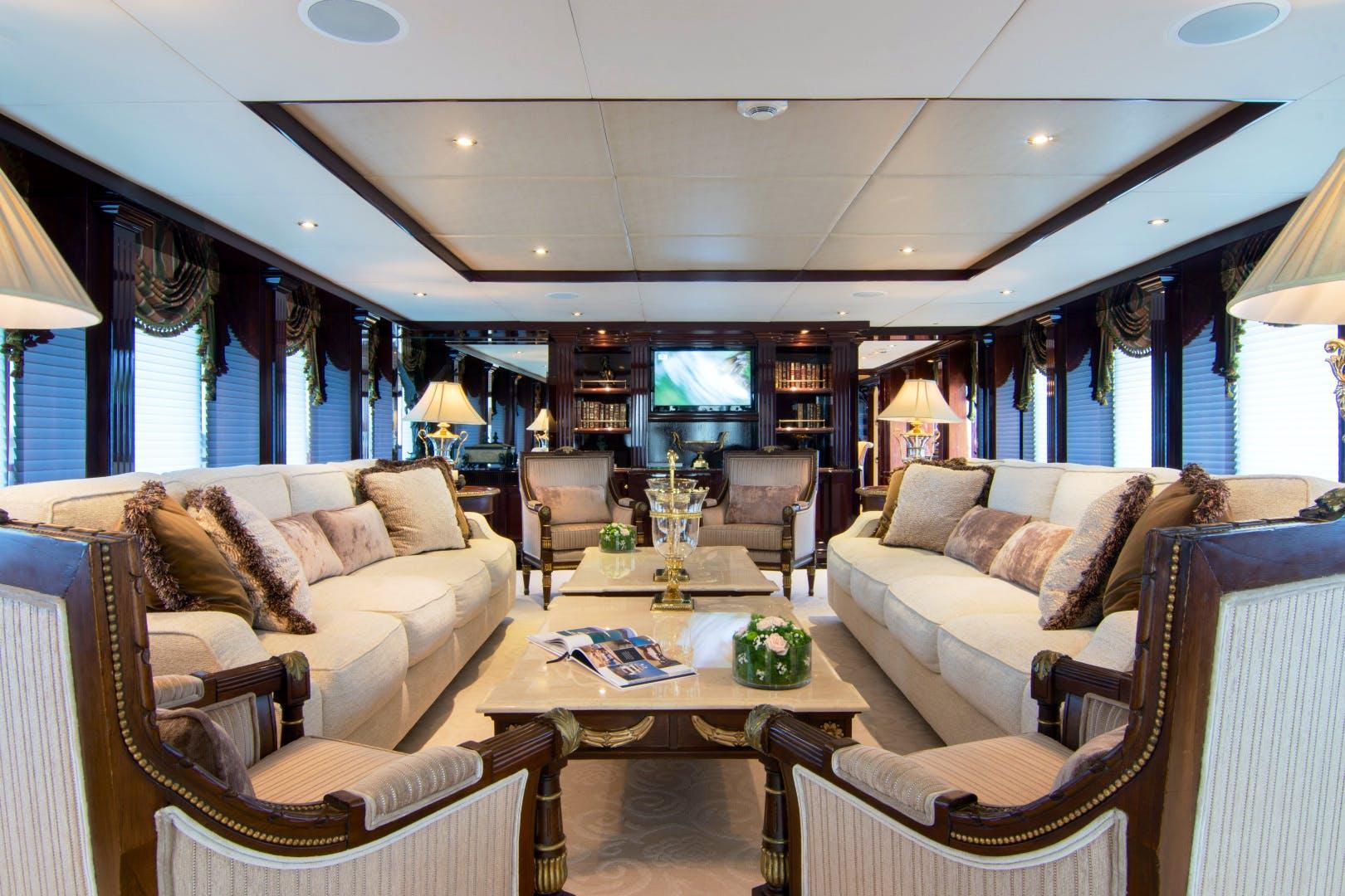 IONIAN PRINCESS Yacht for Sale | 150 Christensen 2005