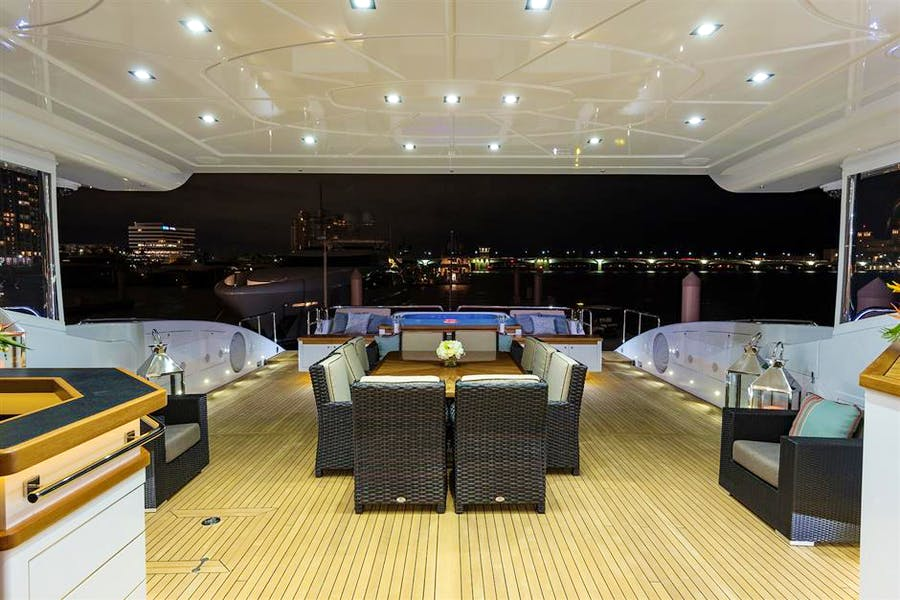 Details for MISS MONEYPENNY V Private Luxury Yacht For sale