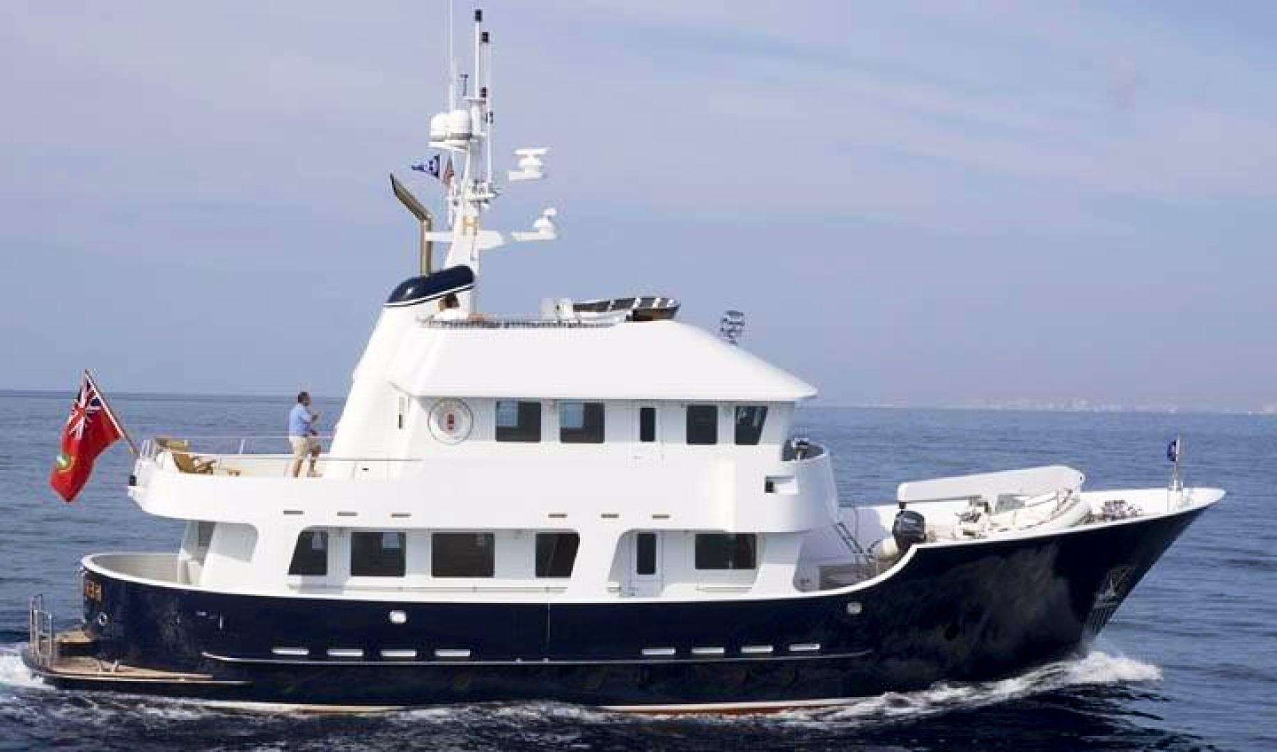 HERCULES Yacht for Sale | 75 Molokai Strait 2006