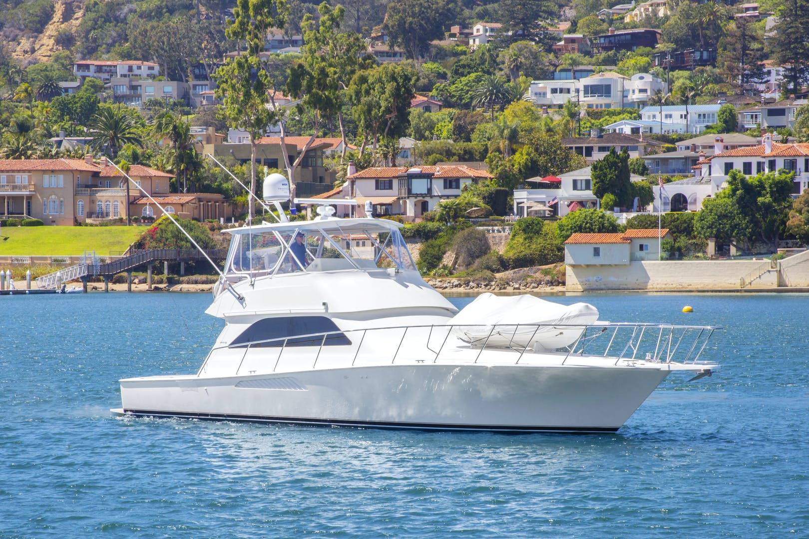 ROCKETSHIP Yacht for Sale | 52 Viking 2002