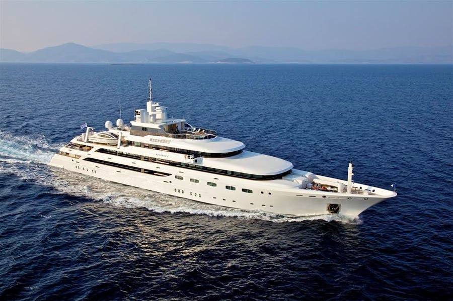 Details for O'MEGA Private Luxury Yacht For sale
