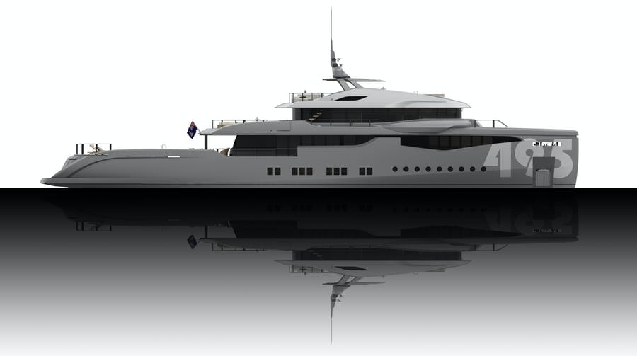 Features for  Private Luxury Yacht For sale