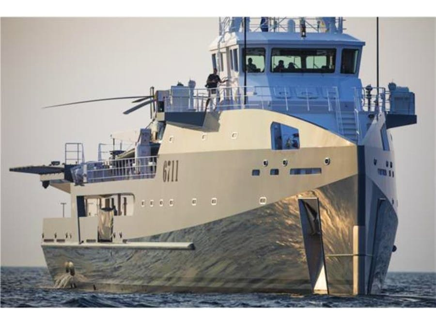 Details for 6711GEO Private Luxury Yacht For sale
