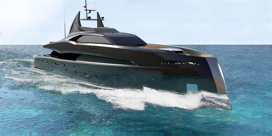 Details for THE GOTHAM PROJECT Private Luxury Yacht For sale