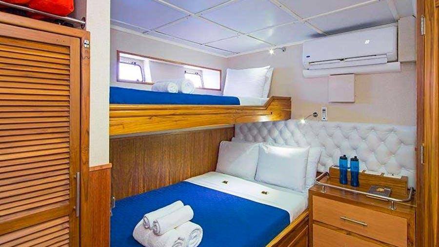 BLUE SPIRIT Yacht