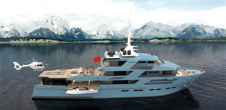 Details for RANGER Private Luxury Yacht For sale